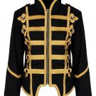 LADIES MILITARY HUSSAR DRUMMER OFFICER MCR MUSIC FESTIVAL PARADE JACKET