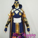 LOL ashe Cosplay Costume League of Legends game costume