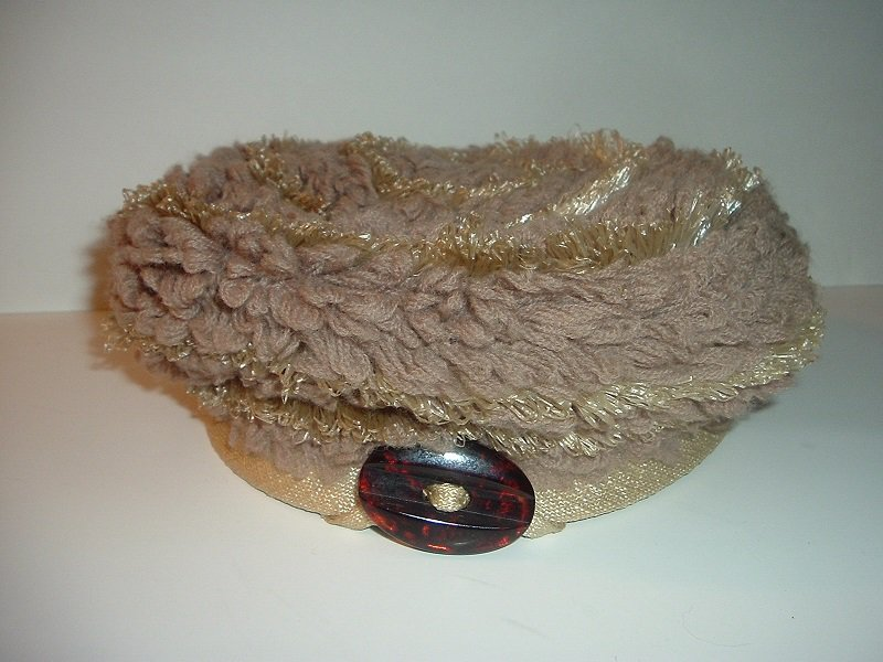 Vintage Beatrice Martin NY Ladys Hat
