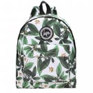 Casual Print Backpack School Laptop Bag Travel Rucksack Girls Bookbag