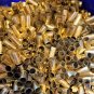 .40 cal brass 1000 ct cleaned tumbled polished for reloading