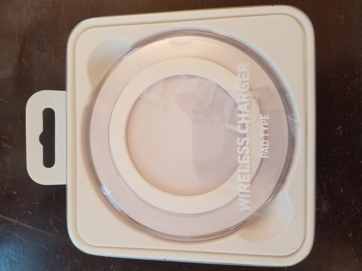 AI Wireless Charger Pad Type