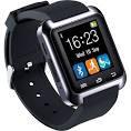 Black New U8 Bluetooth Smart Watch Phone Mate For Smart Phones