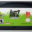2002 Empire Antz Extreme Racing For Game Boy Advance & Nintendo DS