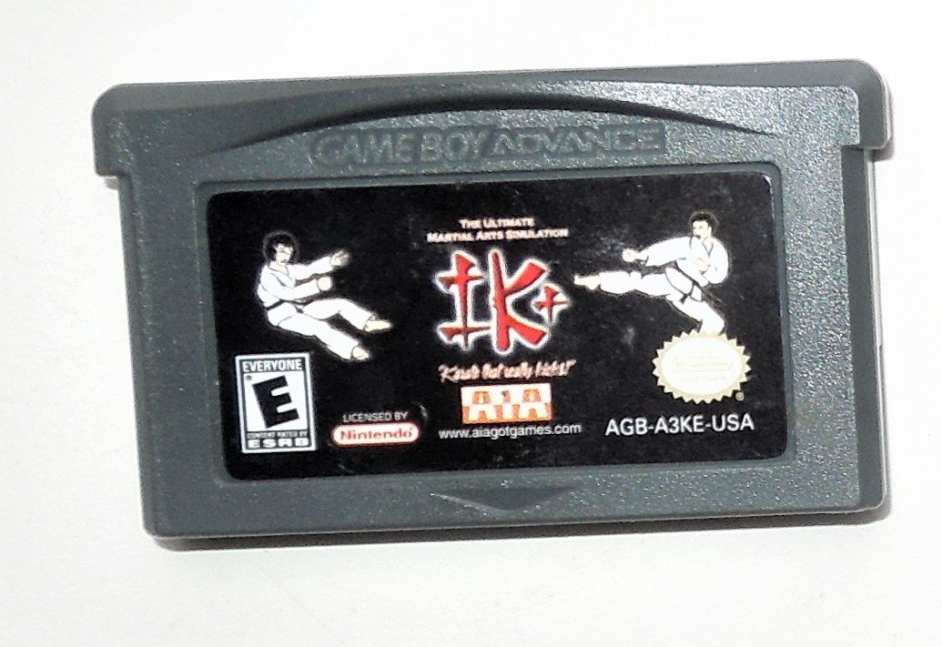 2004 Ignition Ultimate Martial Arts IKT For Game Boy Advance & DS Game Only