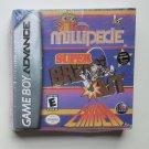 2005 DSI Games Millipede Super/Breakout/Lunar Lander For Game Boy Advance New
