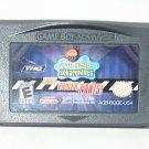 2005 THQ Spongebob Squarepants: Lights, Camera, Pants Game Boy Advance Game Only