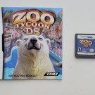 2005 THQ Zoo Tycoon DS For Nintendo DS Game system Game w/Manual