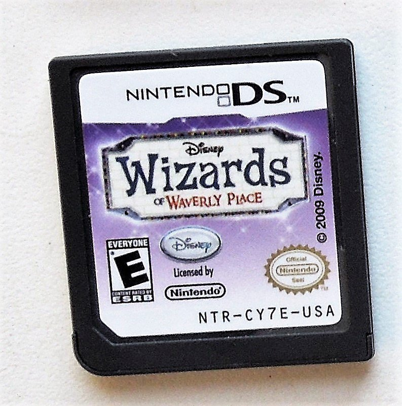 2009 Disney Wizards Of Waverly Place For Nintendo DS systems Game Only