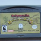 2002 Crave An American Tail Fievel's Gold Rush For Game Boy Advance Game Only