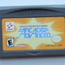 2002 Konami Collector's Series Arcade Advanced For Game Boy Advance Game only