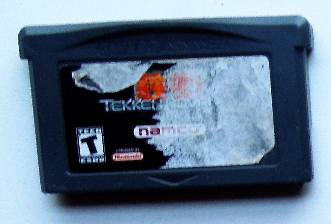 2002 Namco Tekken Advance For Game Boy Advance & DS Game Systems Game Only
