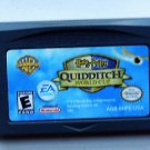 2003 EA Games Harry Potter Quidditch World Cup for Game Boy Advance Game
