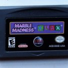 2005 DSI Games Marble Madness Klax For Game Boy Advance & DS System Game Only