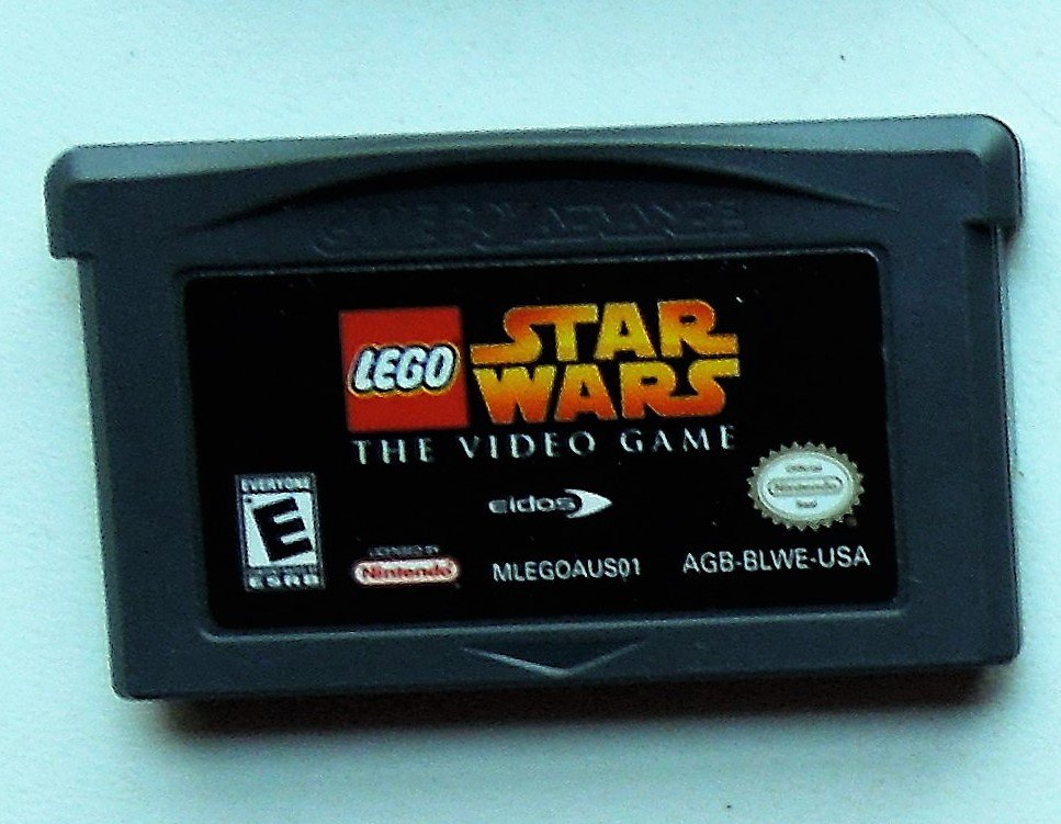 2005 Lego Star Wars The Video Game For Game Boy Advance & DS Systems Game only