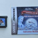 2006 BVG The Santa Clause 3 The Escape Clause For Game Boy Advance With Manual