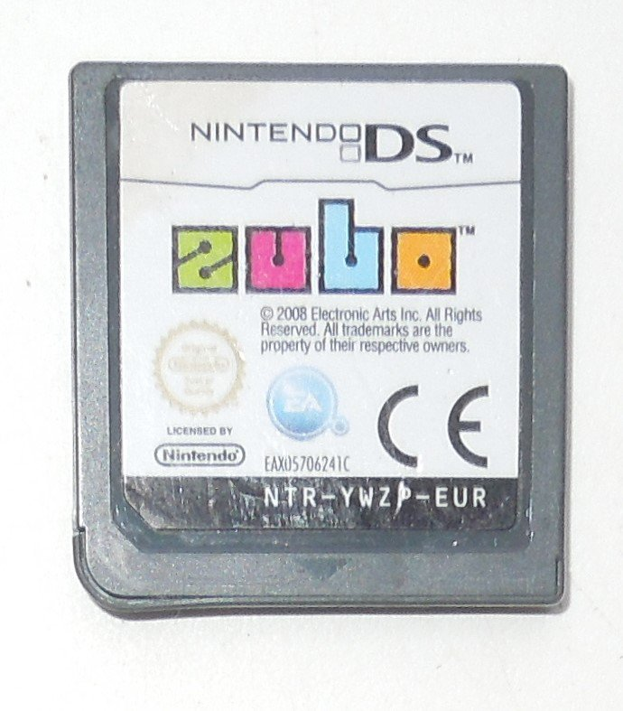 2009 EA Games Zubo for The Nintendo DS Game Systems Game Only