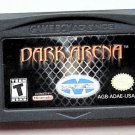 2002 Majesco Dark Arena For Game Boy Advance & Nintendo DS Game Systems