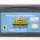 2002 Vivendi Universal Butt Ugly Martians B.K.M Battles For Game Boy Advance
