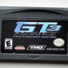 2003 THQ GT3 Advance For Game Boy Advance & Nintendo DS Game systems