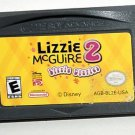 2004 Disney Interactive Lizzie McGuire 2 Lizzie Diaries For Game Boy Advance