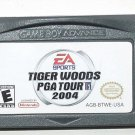 2004 EA Games Tiger Woods PGA Tour 2004 For Game Boy Advance & Nintendo DS