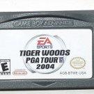 2004 EA Games Tiger Woods PGA Tour 2004 For Game Boy Advance & Nintendo DS