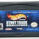 2004 THQ Hot Wheels Stunt Track Challenge For Game Boy Advance &  Nintendo DS