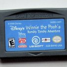 2005 Ubisoft Disney's Winnie The Pooh Rumbly Tumbly Adventure For Game Boy Advance
