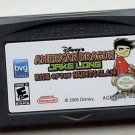 2006 BVG American Dragon Jake Long Rise Of The Huntsclan For Gameboy Advance