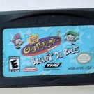 2003 THQ The Fairly Odd Parents Breakin' Da Rules For the Game Boy Advance