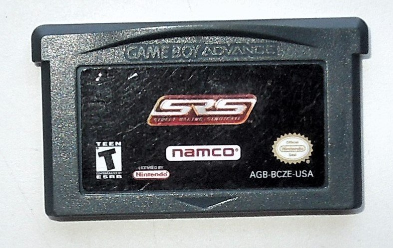 2006 Namco Street Racing Syndicate (SRS) For Game Boy Advance & Nintendo DS