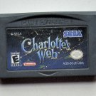 2006 Sega Charlotte's Web For the Game Boy Advance & Nintendo DS Game systems