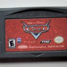2006 THQ Disney's Cars For the Game Boy Advance Game & Nintendo DS Game systems