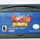 2002 Electronic Arts Soccer Mania For Game Boy Advance & Nintendo DS