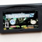 2004 EA Games Need For Speed Underground 2 For Game Boy Advance system Game Only