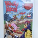 2008 Eidos Wacky Races Crash & Dash For Wii Game Systems