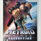 2007 Nintendo Metroid Prime 3 Corruption For Nintendo Wii Game Systems