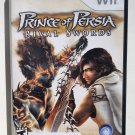 2007 Ubisoft  Prince Of Persia Rival Swords For Nintendo Wii Game Systems