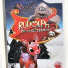 2010 Red Wagon Games Rudolph The Red-Nosed Reindeer Nintendo Wii Game Systems