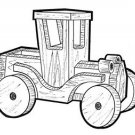 "Truck Planter #706 - ""ON SALE""  Woodworking / Craft Pattern"