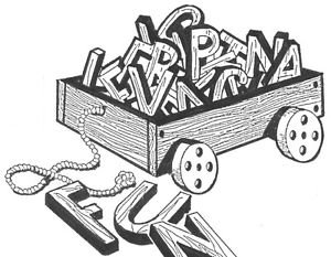 Wagon and Words - #906 Woodworking / Craft Pattern