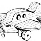 Prop Plane #207 - Woodworking / Craft Pattern