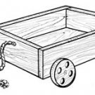"Wagon of Fun #906/6 - ""ON SALE""  Woodworking / Craft Pattern"