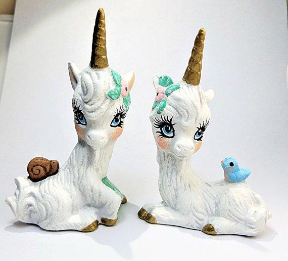Ceramic Unicorns
