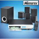Memorex DVD Home Theater System