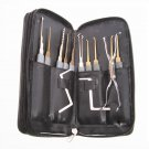 GOSO 24 Pieces Lock Pick Set Locksmith Tool