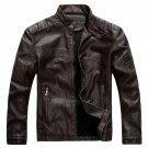 Escelar Men's Pure Leather Jacket EX12