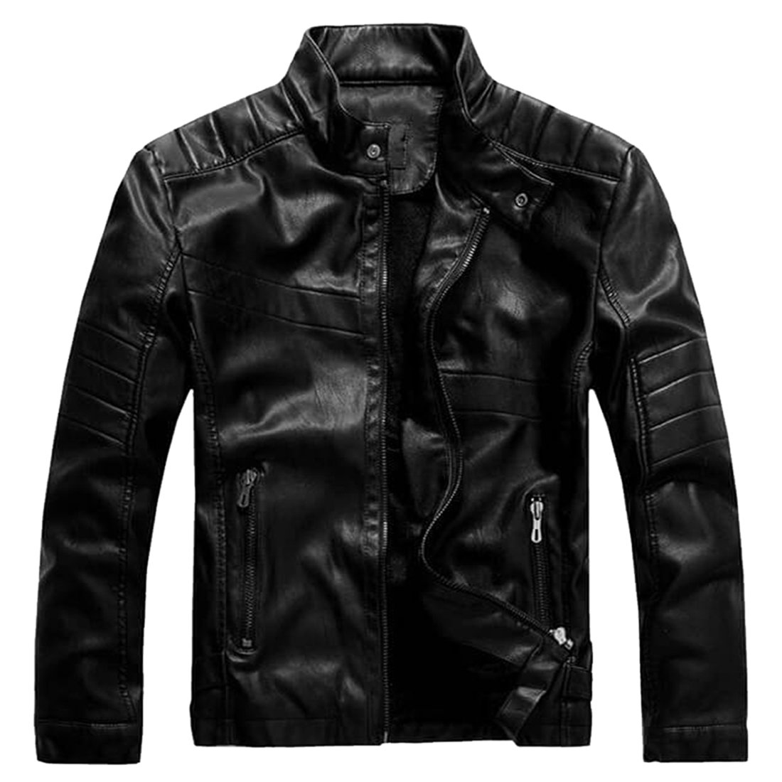 Escelar Men's Pure Leather Jacket EX13