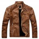 Escelar Men's Pure Leather Jacket EX14
